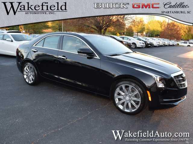 Cadillac ATS 2016 $36131.00 incacar.com