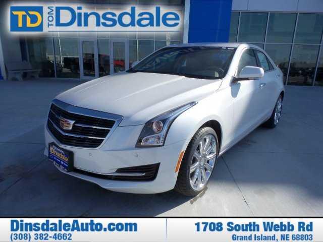 Cadillac ATS 2016 $48720.00 incacar.com