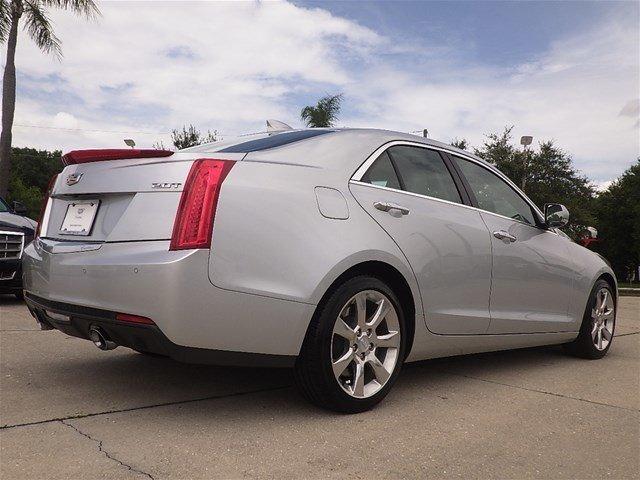 Cadillac ATS 2016 $22899.00 incacar.com