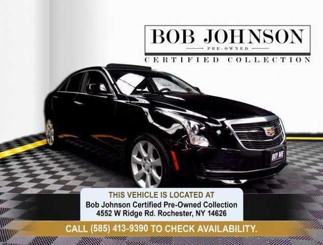 Cadillac ATS 2016 $22070.00 incacar.com