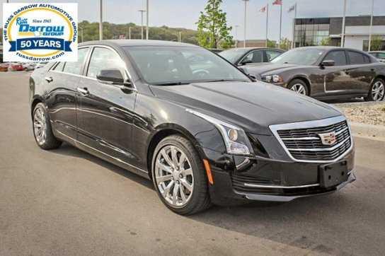 Cadillac ATS 2017 $23987.00 incacar.com