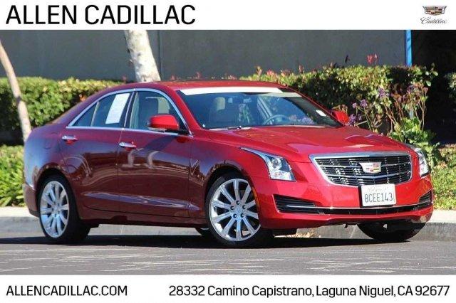 Cadillac ATS 2017 $40190.00 incacar.com