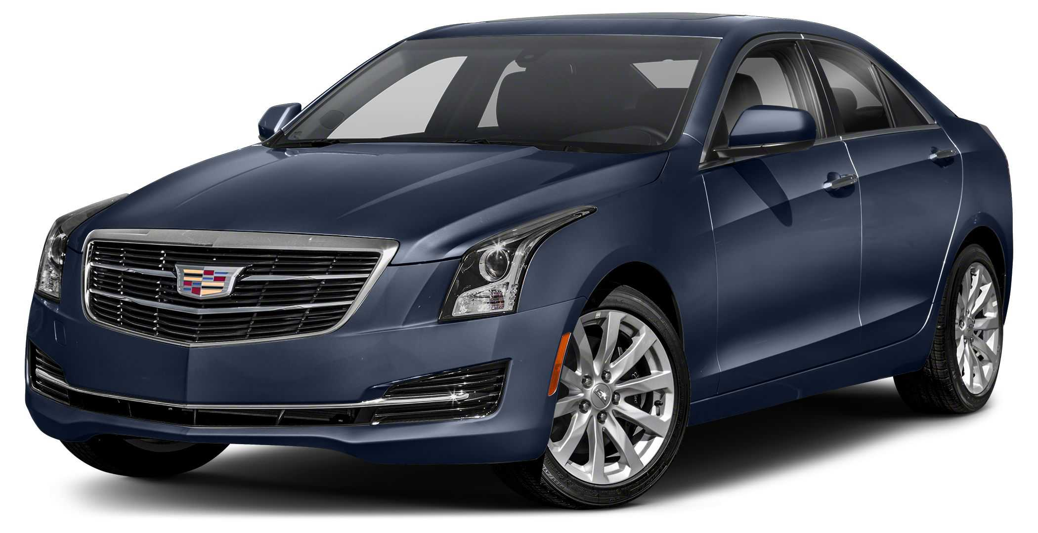 Cadillac ATS 2018 $32723.00 incacar.com