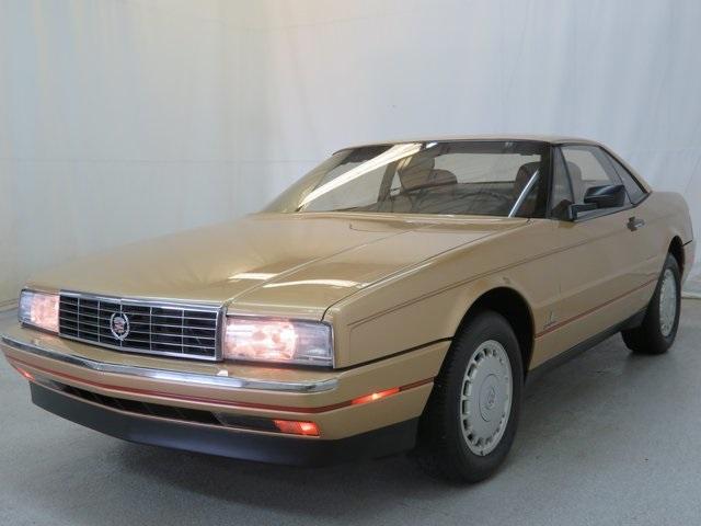 Cadillac Allante 1987 $21900.00 incacar.com