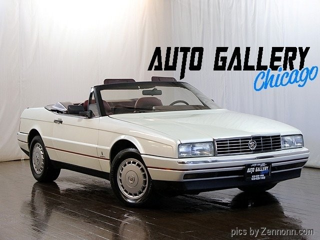 Cadillac Allante 1988 $6990.00 incacar.com