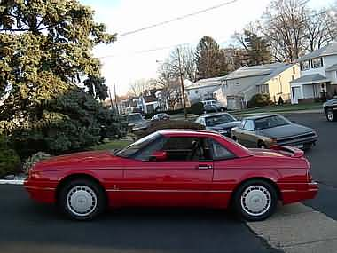 Cadillac Allante 1991 $12495.00 incacar.com