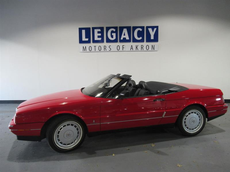 Cadillac Allante 1992 $16800.00 incacar.com