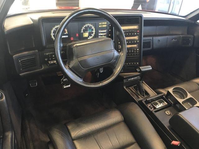 Cadillac Allante 1992 $10845.00 incacar.com