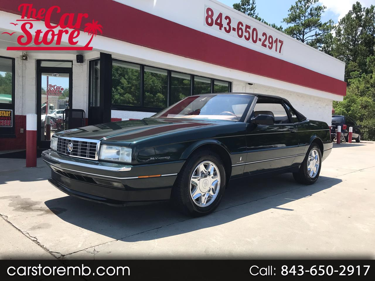 Cadillac Allante 1993 $9500.00 incacar.com