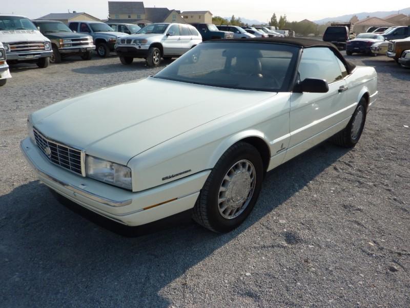 Cadillac Allante 1993 $6999.00 incacar.com