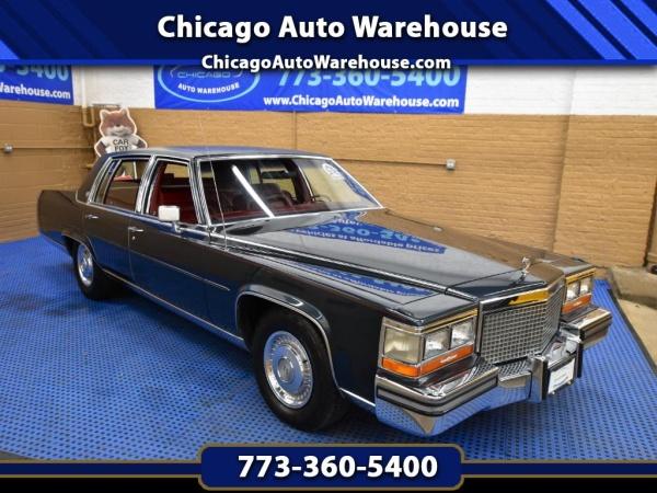 Cadillac Brougham 1987 $9673.00 incacar.com