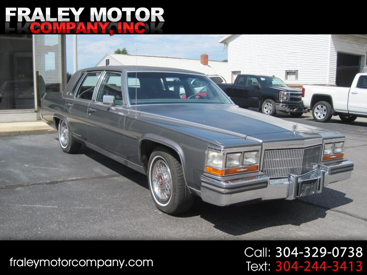 Cadillac Brougham 1989 $3995.00 incacar.com
