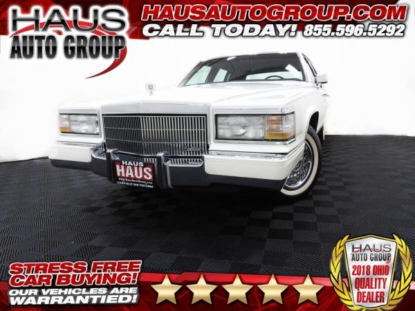 Cadillac Brougham 1990 $13500.00 incacar.com