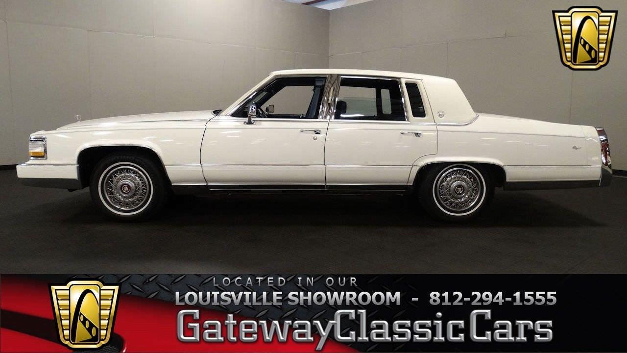 Cadillac Brougham 1990 $9995.00 incacar.com