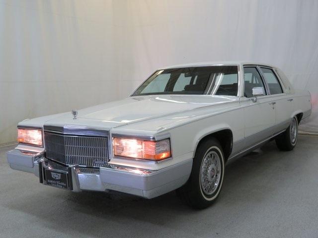 Cadillac Brougham 1991 $16995.00 incacar.com
