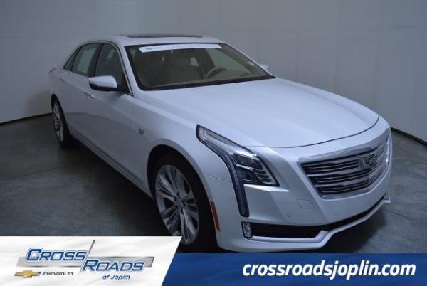 Cadillac CT6 2016 $59900.00 incacar.com
