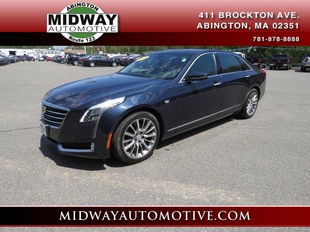 Cadillac CT6 2016 $34108.00 incacar.com