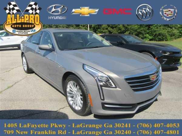 Cadillac CT6 2017 $58350.00 incacar.com