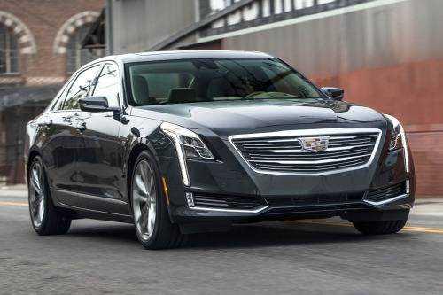 Cadillac CT6 2017 $76095.00 incacar.com