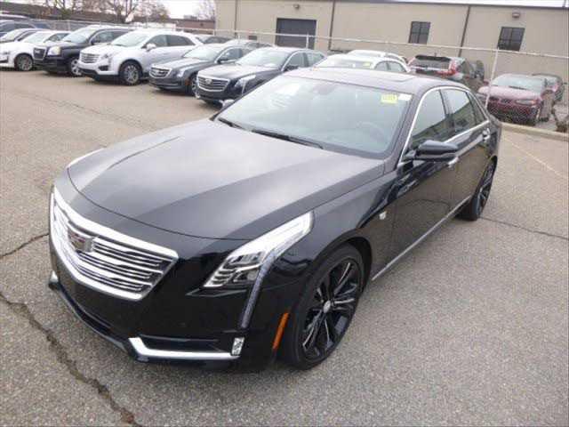 Cadillac CT6 2017 $56995.00 incacar.com