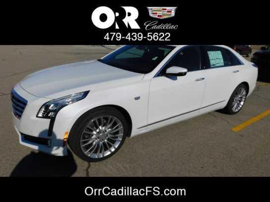 Cadillac CT6 2017 $70710.00 incacar.com