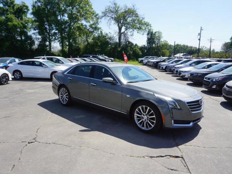 Cadillac CT6 2017 $38700.00 incacar.com