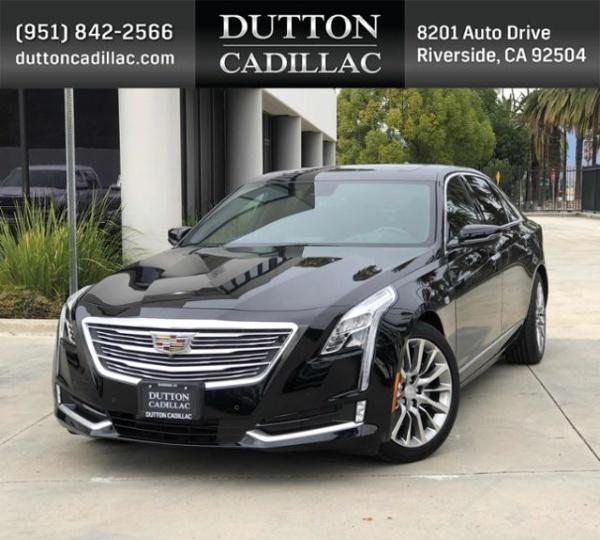Cadillac CT6 2017 $61491.00 incacar.com