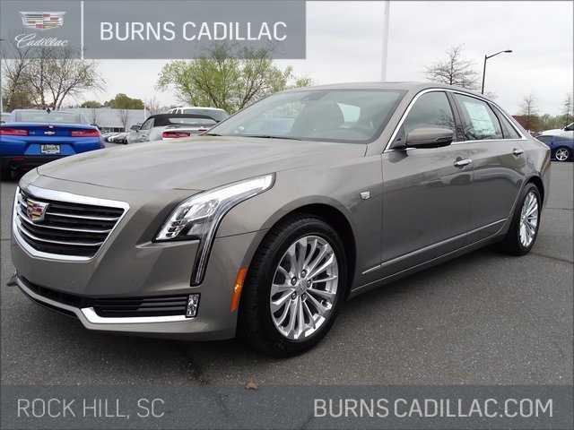 Cadillac CT6 2017 $60673.00 incacar.com