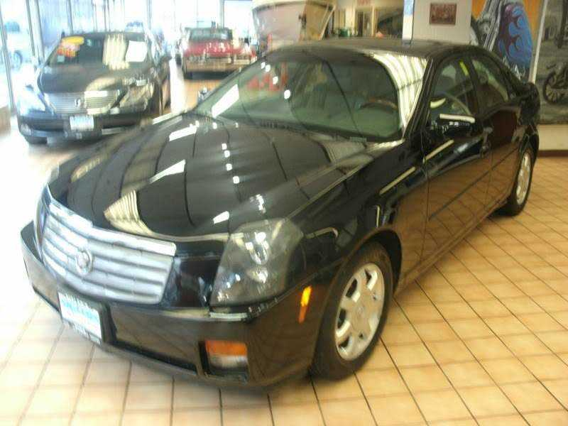 Cadillac CTS 2003 $5995.00 incacar.com