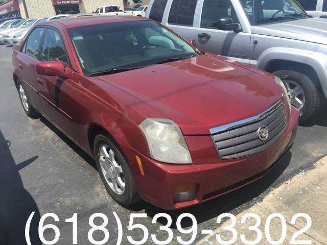 Cadillac CTS 2004 $4950.00 incacar.com