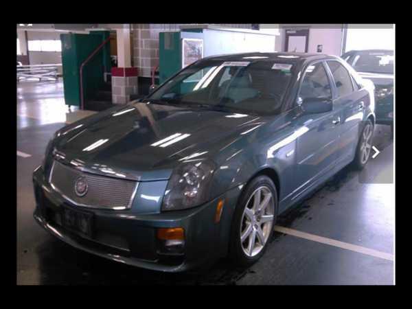 Cadillac CTS 2005 $19999.00 incacar.com