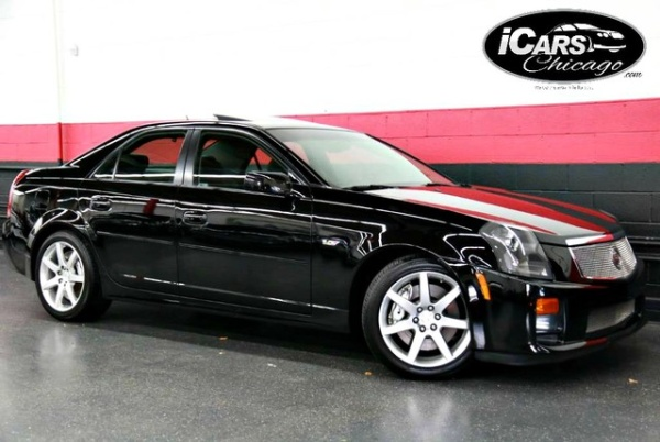 Cadillac CTS 2005 $21900.00 incacar.com