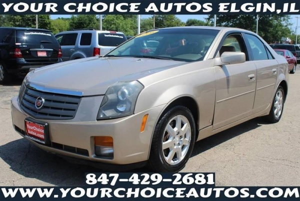 Cadillac CTS 2006 $3799.00 incacar.com