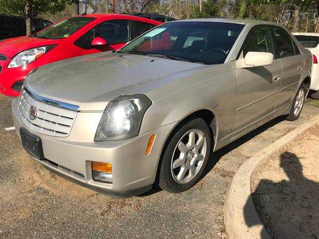 used Cadillac CTS 2007 vin: 1G6DM57T870119902
