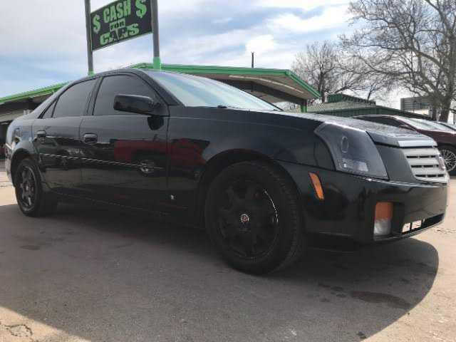 Cadillac CTS 2007 $2450.00 incacar.com