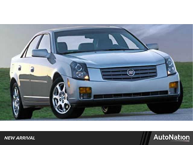 Cadillac CTS 2007 $6775.00 incacar.com