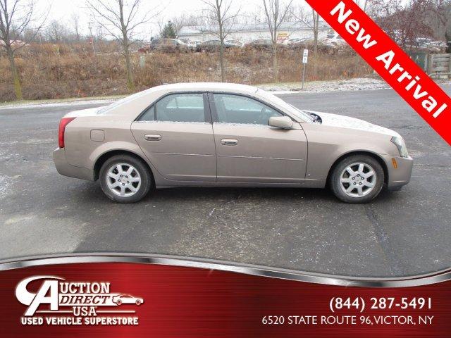 Cadillac CTS 2007 $6774.00 incacar.com