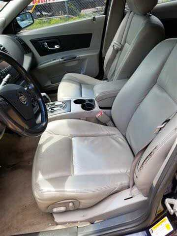 used Cadillac CTS 2007 vin: 1G6DM57TX70172021