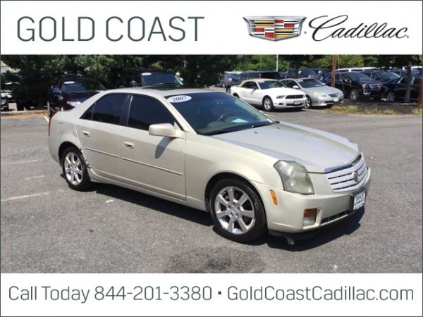 Cadillac CTS 2007 $1800.00 incacar.com