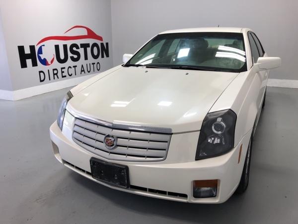 Cadillac CTS 2007 $6491.00 incacar.com