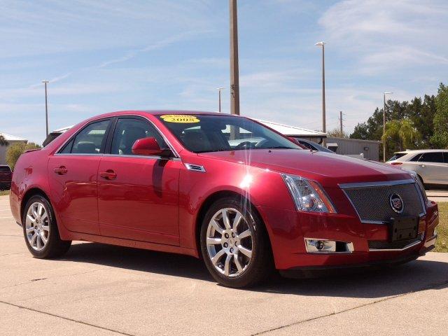 Cadillac CTS 2008 $12899.00 incacar.com