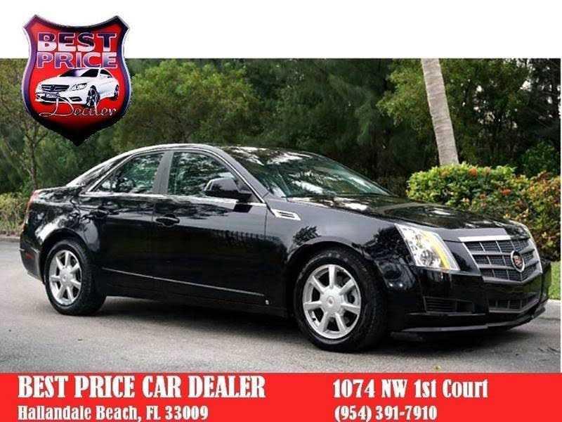 Cadillac CTS 2008 $5499.00 incacar.com