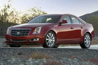 Cadillac CTS 2008 $7995.00 incacar.com