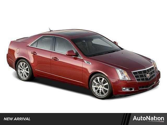 Cadillac CTS 2008 $9505.00 incacar.com