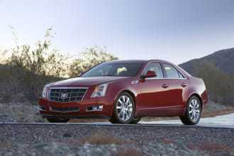 Cadillac CTS 2009 $9551.00 incacar.com