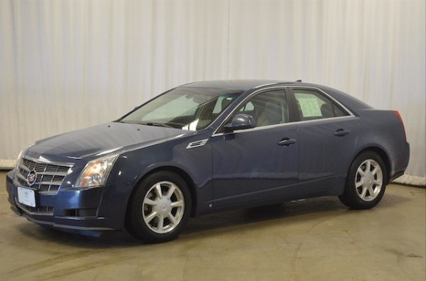Cadillac CTS 2009 $6998.00 incacar.com