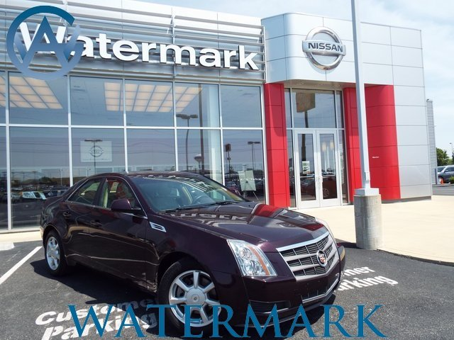 used Cadillac CTS 2009 vin: 1G6DF577790161896