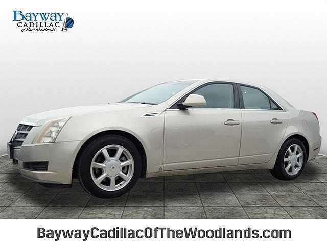 Cadillac CTS 2009 $8654.00 incacar.com