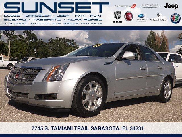 Cadillac CTS 2009 $10488.00 incacar.com