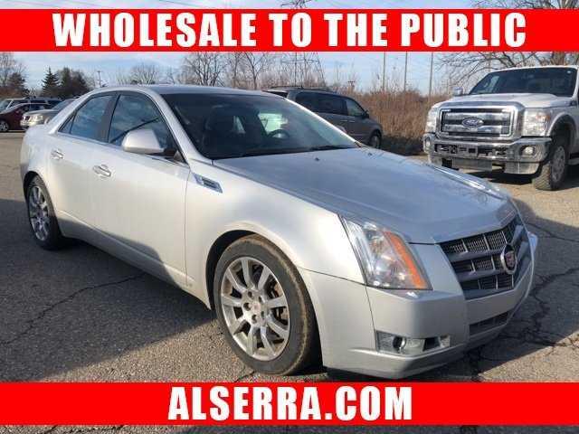 Cadillac CTS 2009 $3911.00 incacar.com
